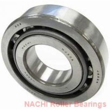35 mm x 80 mm x 21 mm  NACHI N 307 Rodamientos De Rodillos