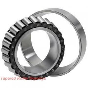 55 mm x 115 mm x 31 mm  ISO JW5549/10 Rodamientos De Rodillos Cónicos