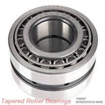 19,05 mm x 49,225 mm x 21,539 mm  ISO 09074/09195 Rodamientos De Rodillos Cónicos